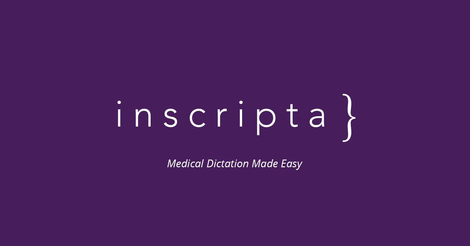 Inscripta   Dictation and Transcription Solution for demanding